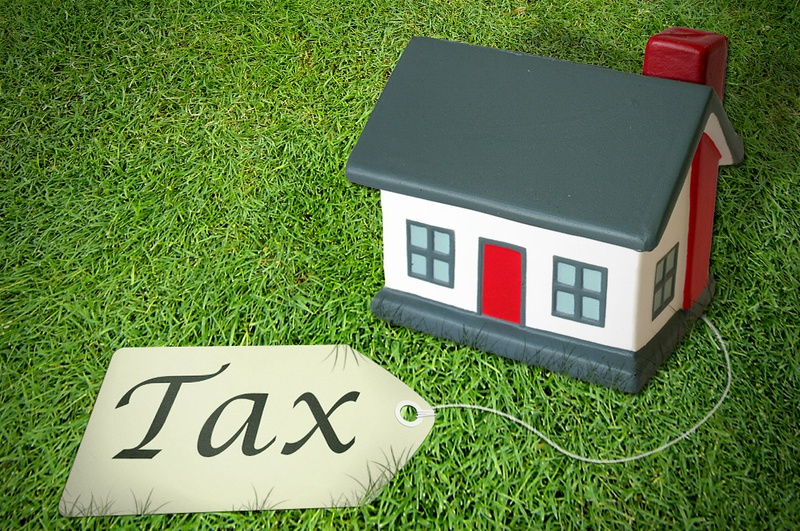 Income tax declaration for income from property leasing