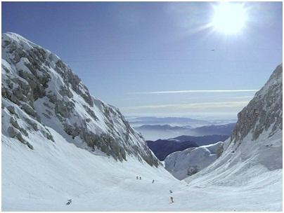 Бовец подтвердил планы россиян на покупку горно-туристического центра Канин