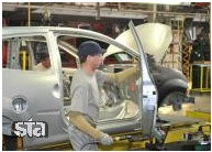 New Car Sales Down 15% in 2012 in Slovenia