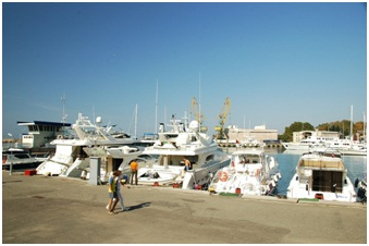 Russia Eases Visas For Yacht Arrivals