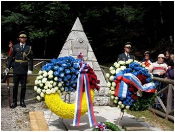 Россия одобрила соглашение со Словенией о воинских захоронениях