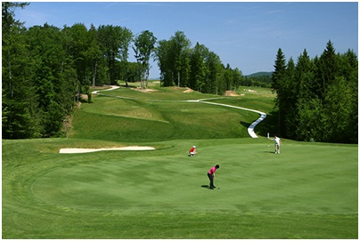 SLOVENIA DECLARED MOST PROMISING GOLF DESTINATION OF 2015