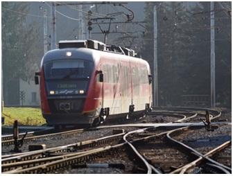 Со словенским поездом летом в Москву