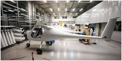 Компания Pipistrel сотрудничает с НАСА и проникает на китайский рынок