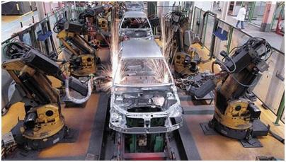 Роботами Fanuc изготовляют автомобили TWINGO и SMART