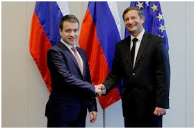 More cooperation between Slovenia and Russia