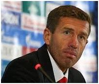 Сречко Катанец — главный тренер сборной Словении