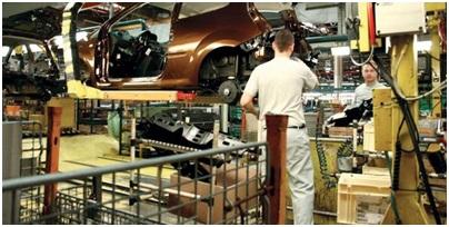 В зоне евро в марте спад промышленного производства, в Словении сильный рост