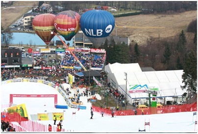 Тенты компании «Expo biro» на Олимпийских играх и гонках Формулы-1