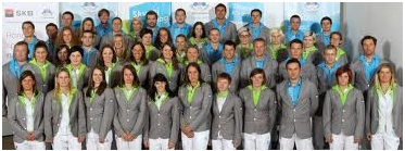 Republic of Slovenia Leads Olympic Games 2012 in Medals Per CapitaRepublic of Slovenia Leads Olympic Games 2012 in Medals Per Capita