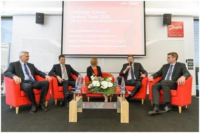Danfoss Trata успешно работает и сохраняет свое присутствие в России