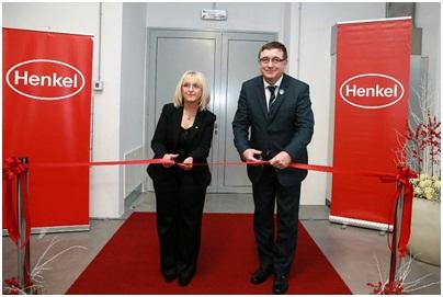 HENKEL MARIBOR LAUNCHES EUR 3M INNOVATION CENTRE