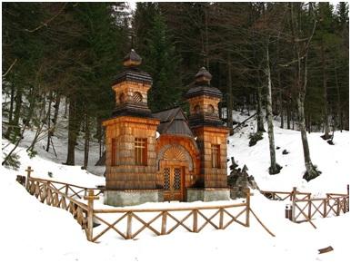 Russian Chapel – a symbol of strengthening strategic partnership