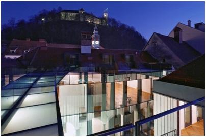 Элитные квартиры в очаровательной старой Любляне
