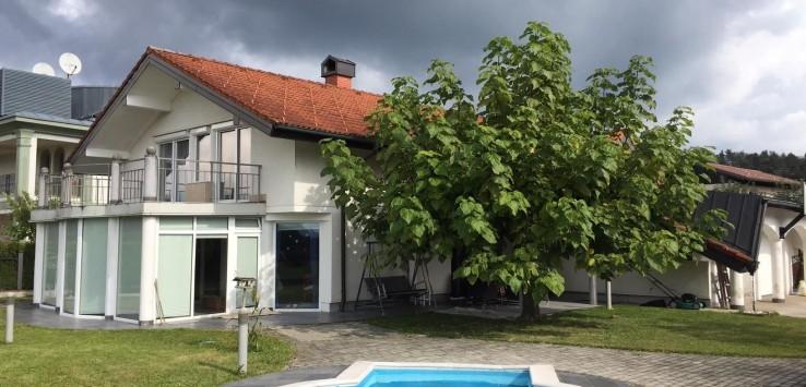 Дом у подножья Альп (Камник-Савинья)