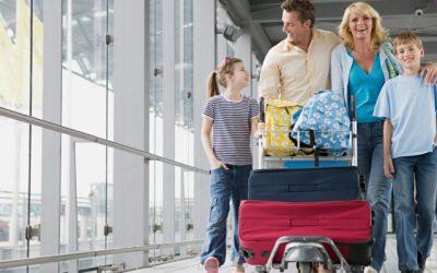 ФСБ разъяснила правила выезда несовершеннолетних детей за границу